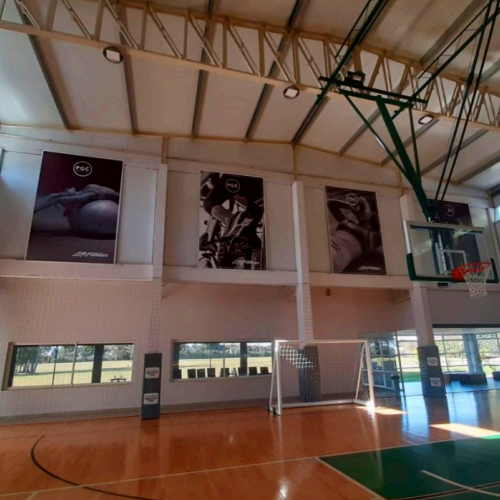 Gimnasio de Basketball - Paysandú Golf Club