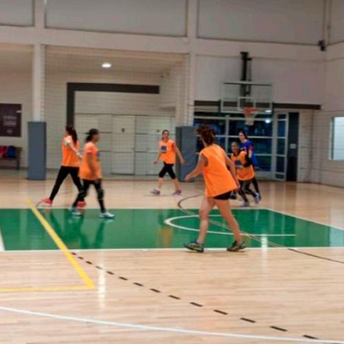 Jugando al Handball - Paysandú Golf Club