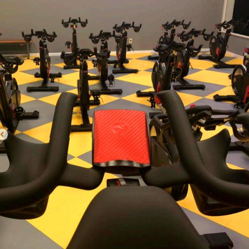 Sala de Indoor Bike - Paysandú Golf Club
